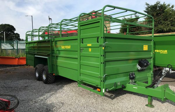 Pronar Cattle Trailer T046/2
