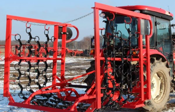 6m Chain Harrows