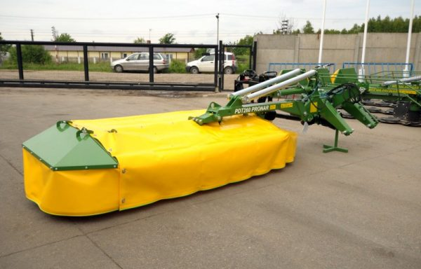 Pronar Disc Mower PDT260  (shop soiled only £5,600 +Vat)