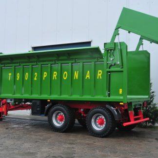 Pronar T902 ejector trailer