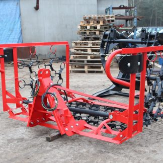 ATMP Hydraulic harrows
