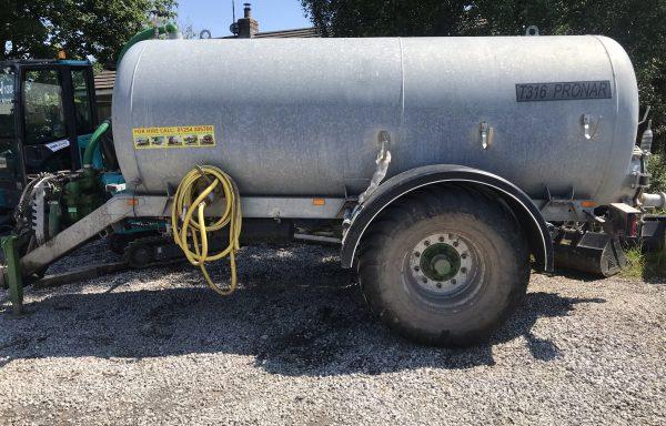 Pronar Vacuum Tanker