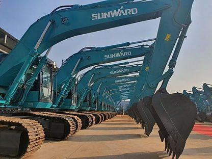 sunward diggers