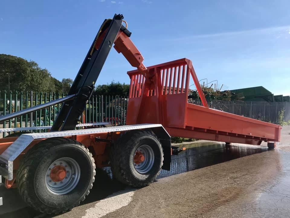 orrell group machinery hooklift trailer